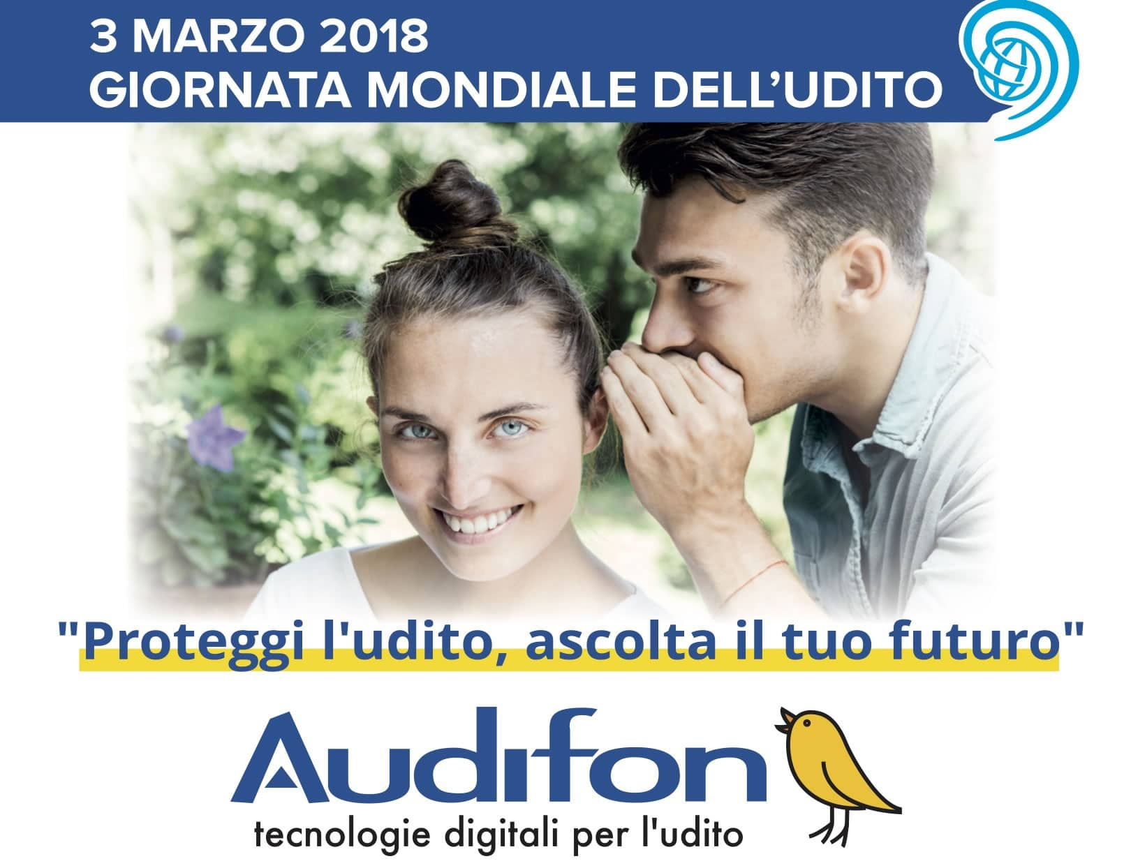 Proteggere l'udito per affrontare con serenità il futuro